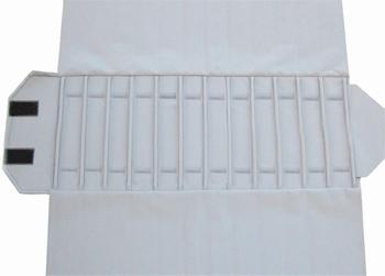 Marmotte pour colliers 12 cases (280x46 mm) + élastiques