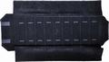 Marmotte montres larges, 9 cases (280x62 mm) + élastiques